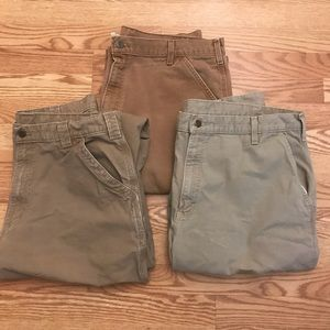 Carhartt Mens Jeans Bundle (3)